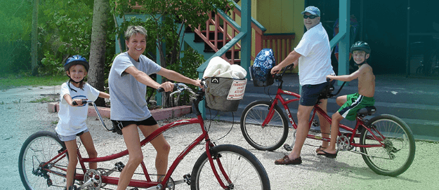 Where to Find Bike Rentals on Sanibel Island