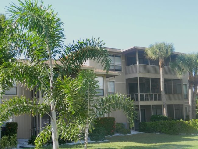 Winter Rental in Sanibel Island