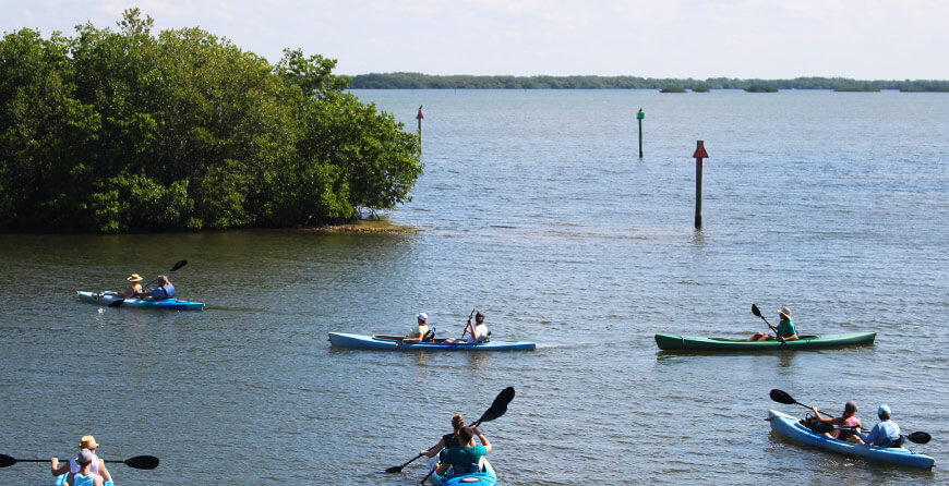Where To Get Kayak Rentals Around Sanibel