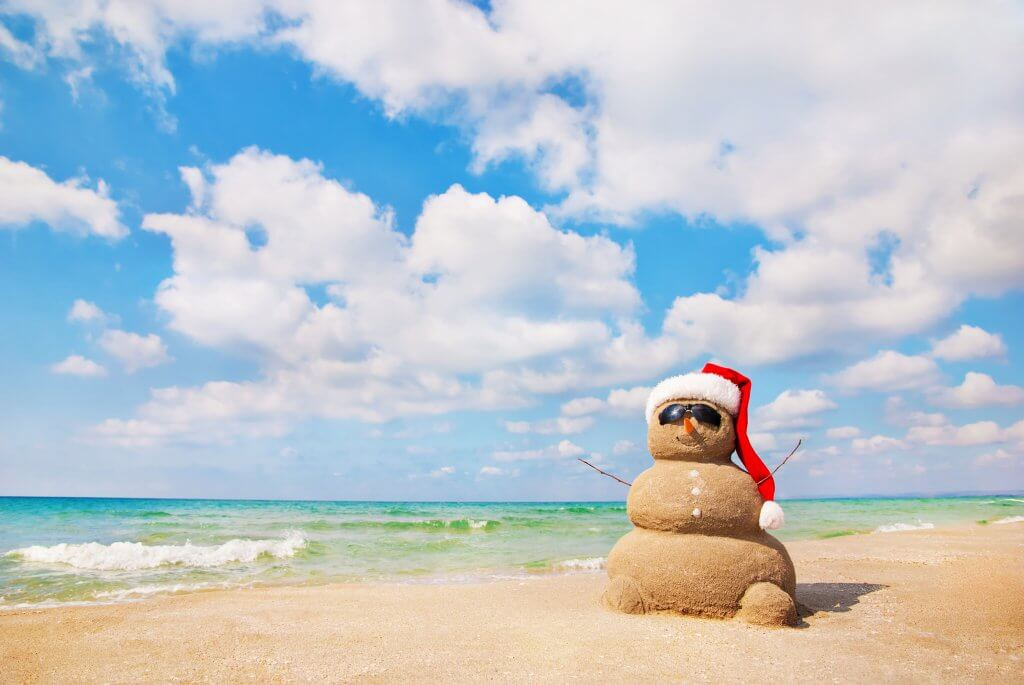 Enjoy Christmas Vacation on Sanibel Island