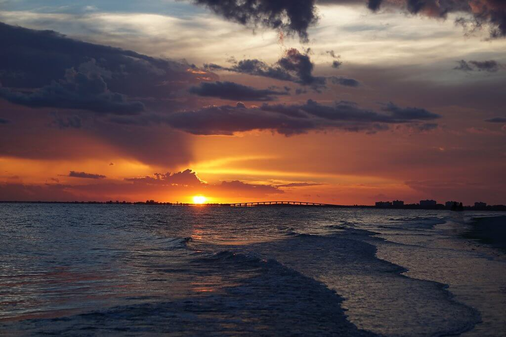 Sanibel Island has the Best Fall Sunsets